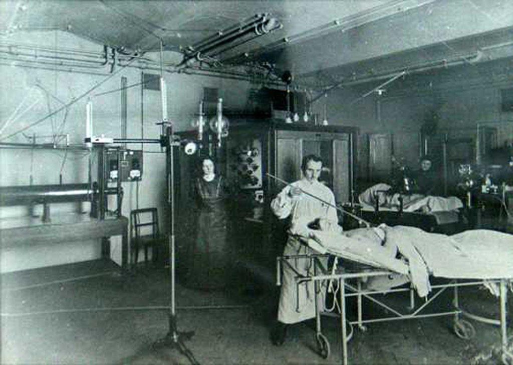 Berliner Charité ca. 1910